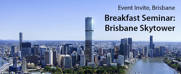 The Changing Face of Brisbane: Brisbane Skytower