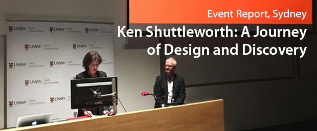 Ken Shuttleworth: A Journey of Design and Discovery