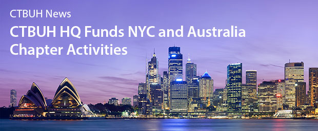 CTBUH HQ Funds NYC and Australia Chapter Activities