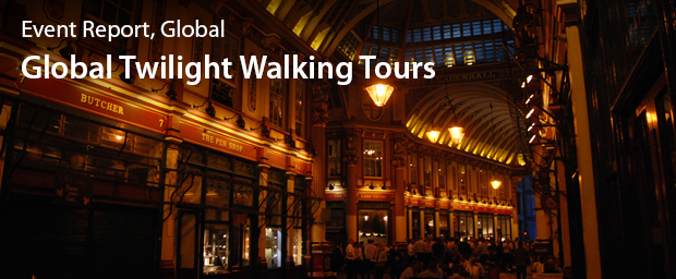 Global Twilight Walking Tours