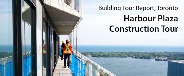 The Harbour Plaza Construction Tour