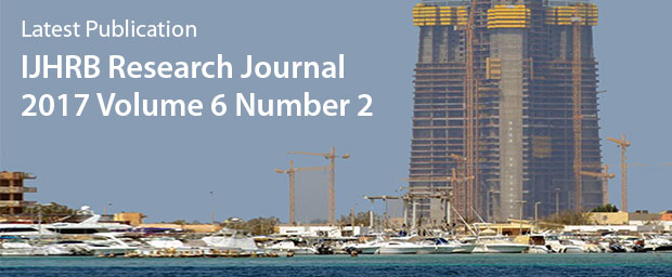 International Journal of High-Rise Buildings Vol. 6 No. 2