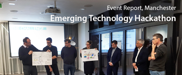 Future Forty Emerging Technology Hackathon