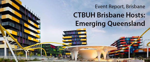 CTBUH Brisbane Presents: Emerging Queensland