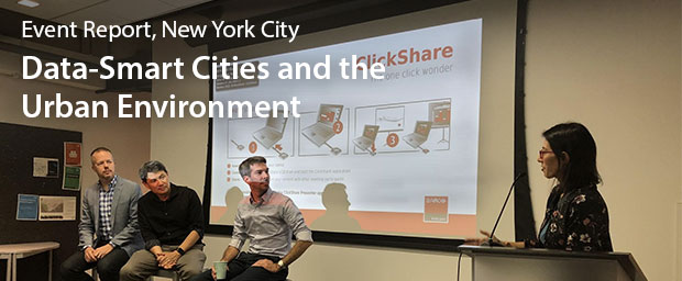 CTBUH New York Chapter Hosts: Exporting Design