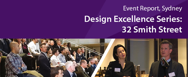 CTBUH Australia Design Excellence Series: 32 Smith Street