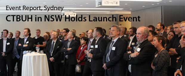 CTBUH in NSW Holds Launch Event