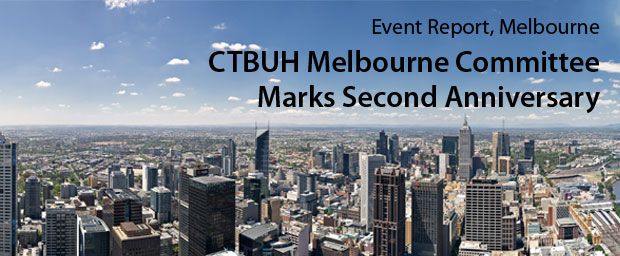 CTBUH Melbourne Committee Hosts Holiday Celebration