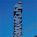 Constructing the 'Jenga' Building Was No Game