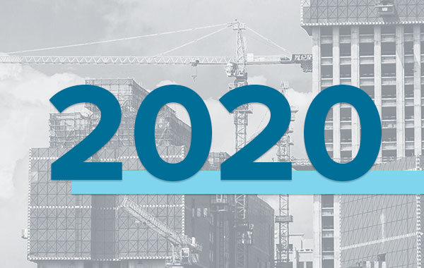 Tall Building Predictions for 2020