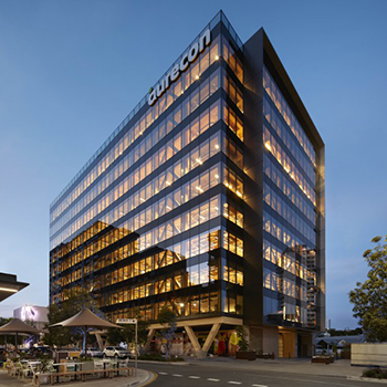 25 King Street, Brisbane - A Visionary Timber Building